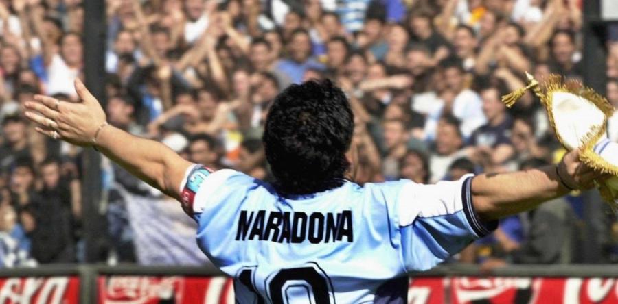 কিংবদন্তির ফুটবলার ডিয়োগো ম্যারাডোনা আর নেই