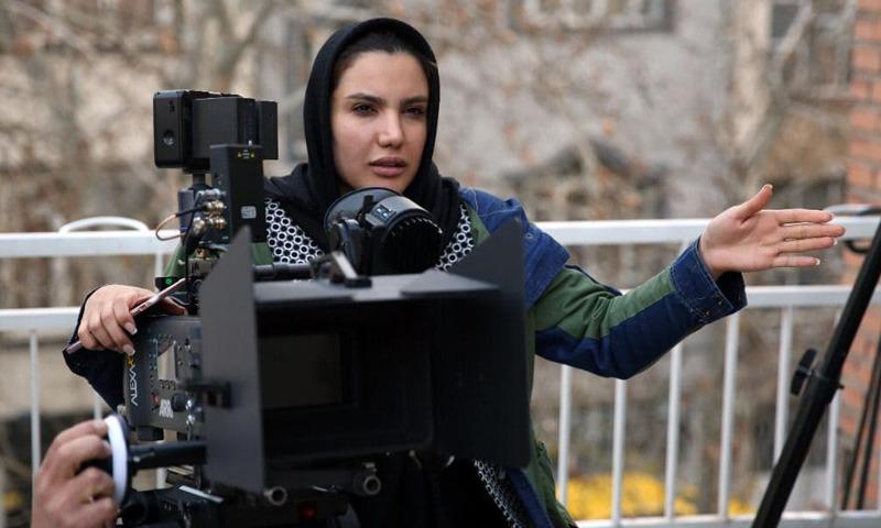 ১০ বছর কারাদণ্ড ইরানি নারী চলচ্চিত্র নির্মাতার